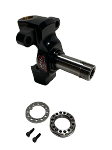 DMI Sprint Car Aluminum Spindle (Black)