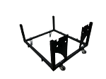 Deluxe Sprint Car Engine Stand