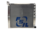 FSR Sprint Car Radiator 2-Row