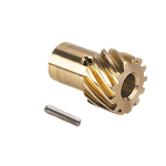 MSD 8471 Bronze Distributor Gear .500 ID