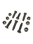 Titanium Torque Housing Bolt Kit