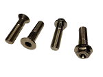 Smith Titanium Steering Arm Bolt Kit