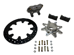 Sprint Car Inboard Brake Kit (.375 Drilled)