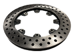 Wilwood Drilled Iron Brake Rotor .810x12.19