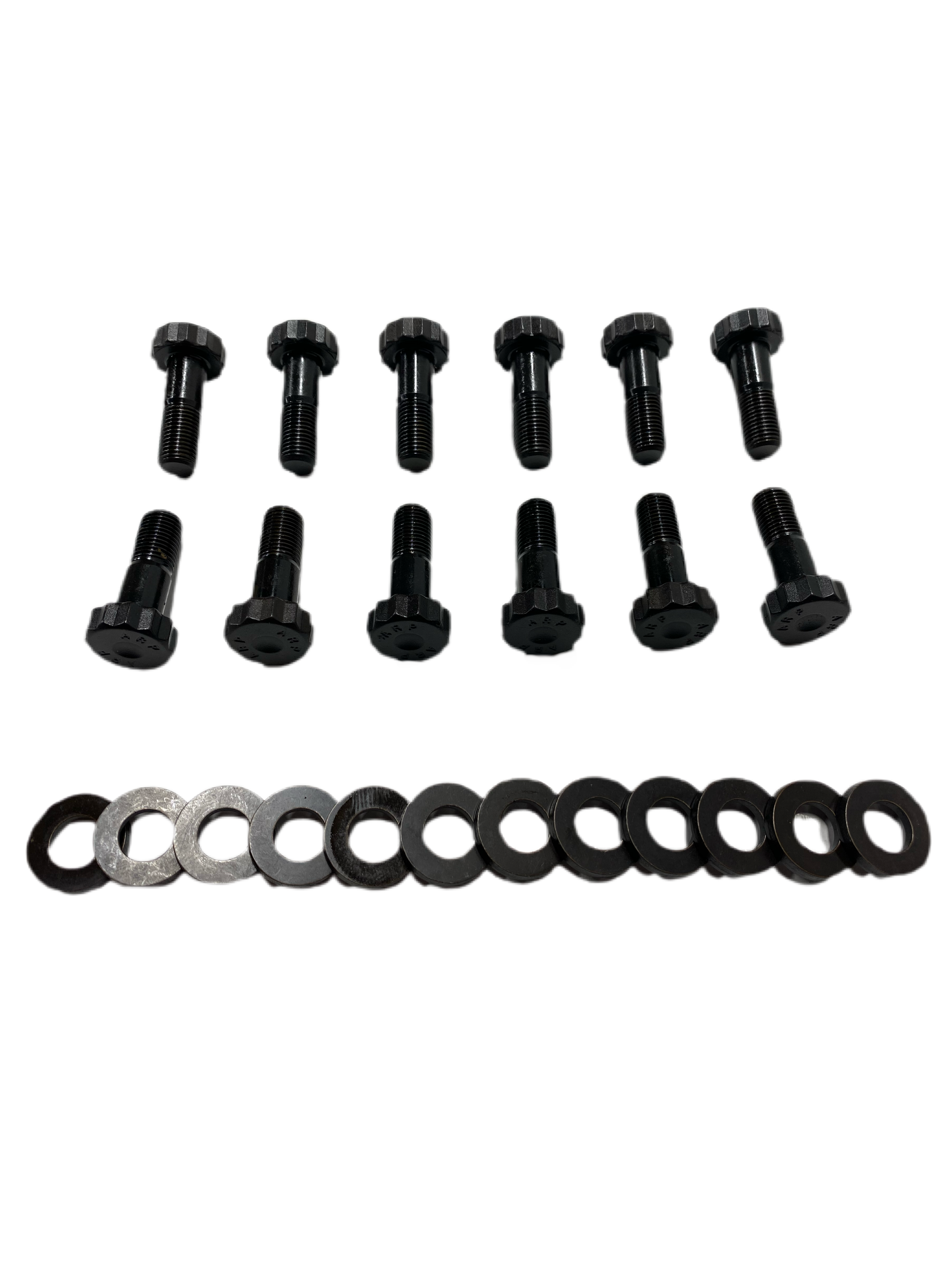 "Winters Performance 7868 Threaded Ring Gear 3//8-24/"" Thread Ring Gear Bolt Kit"